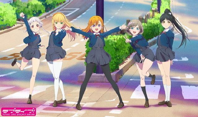 TV动画「LoveLive!SuperStar!!」公布播出日期